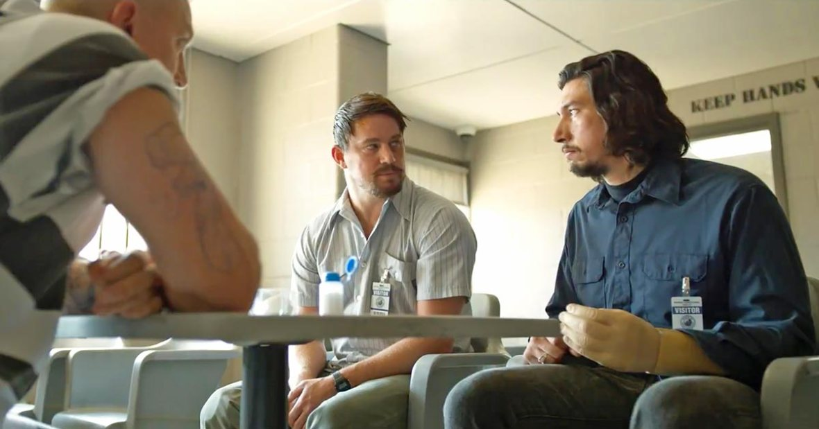 LOGAN LUCKY | Official HD Trailer (screen grab) CR: Bleecker Street
